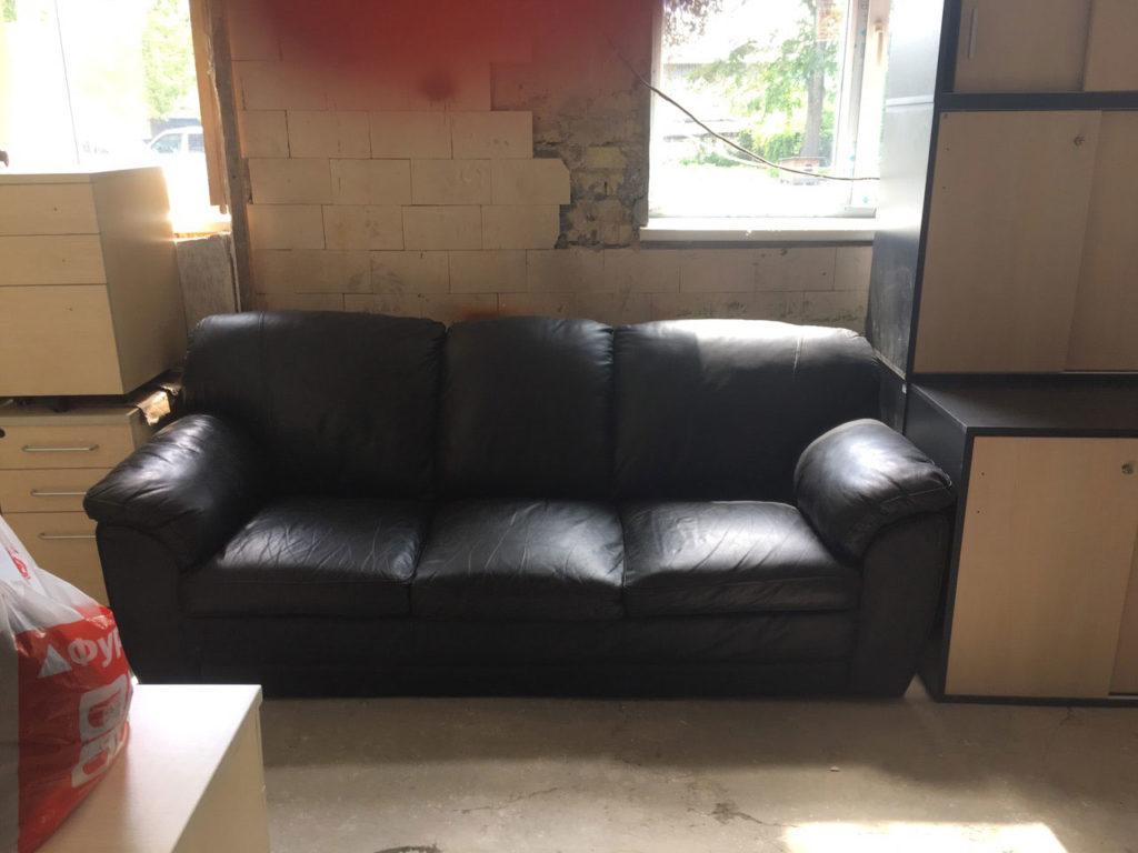 диван офисный бу