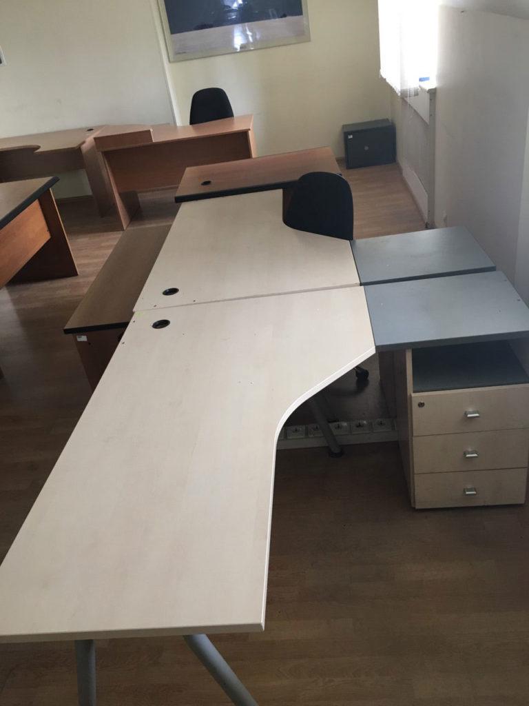 комплект стол тумба офисные бу