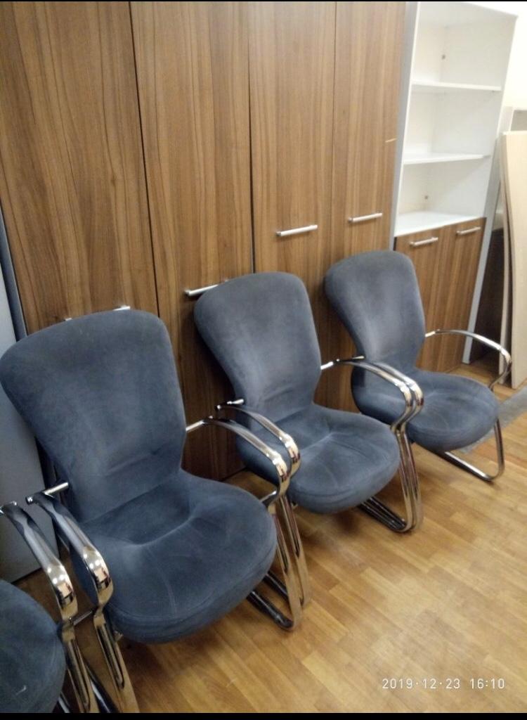 конференц кресла количество